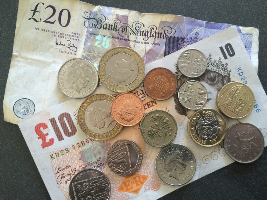 A question of pocket money, Pocket money, Money, Cash, Kids