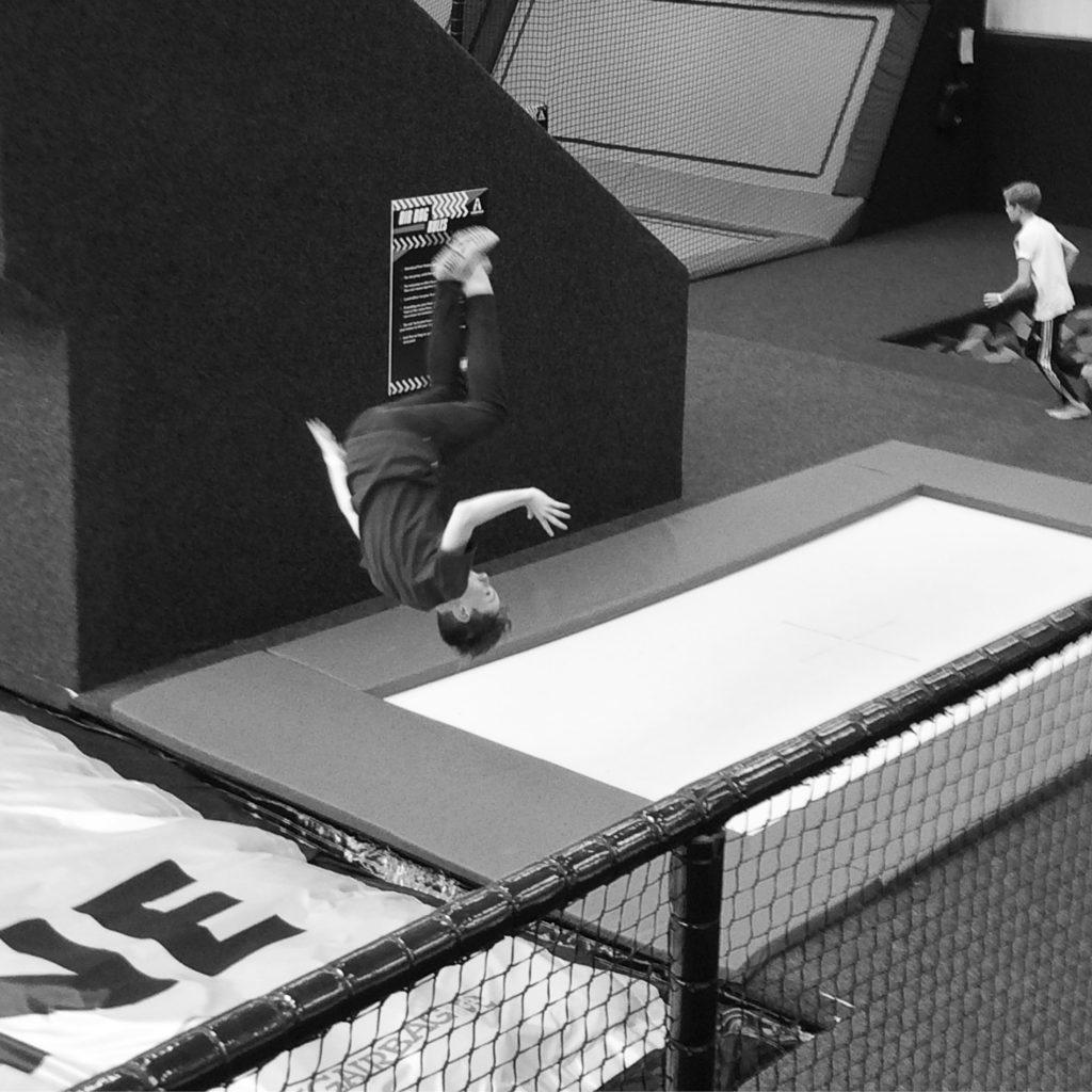 Somersault, Front flip, Son, Trampoline, Trampolining, 365