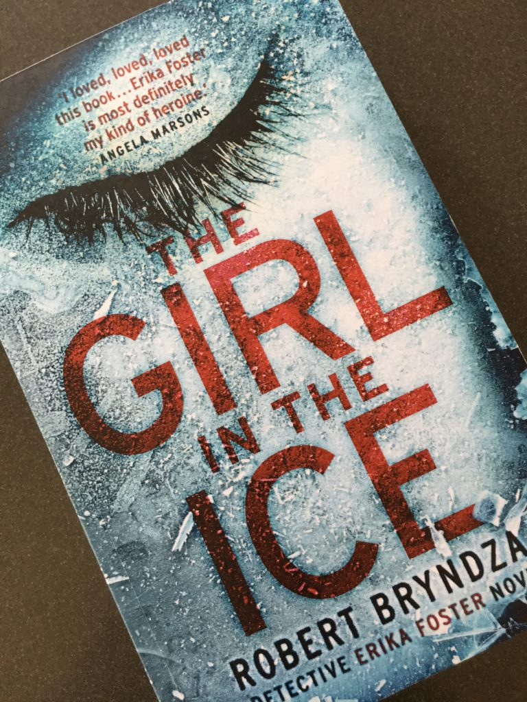 The Girl in the Ice, Robert Bryndza, Book review