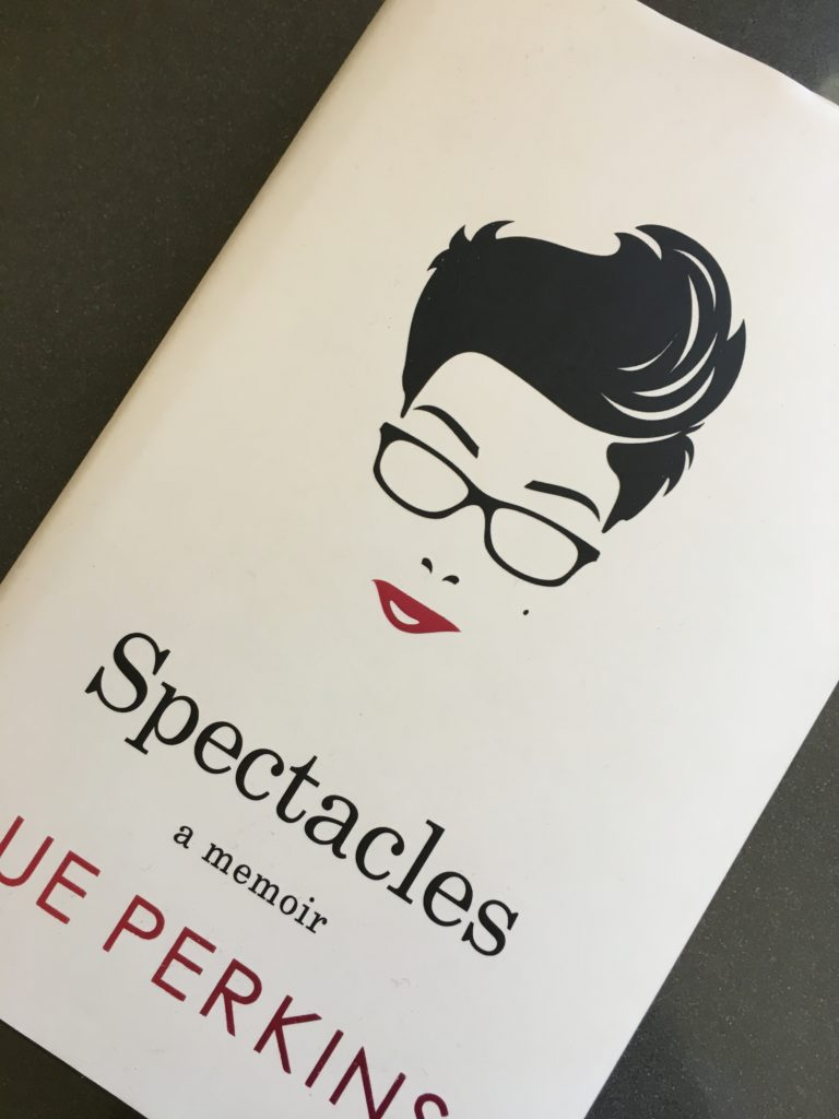 Spectacles by Sue Perkins, Spectacles, Spectacles review, Sue Perkins, Sue Perkins review
