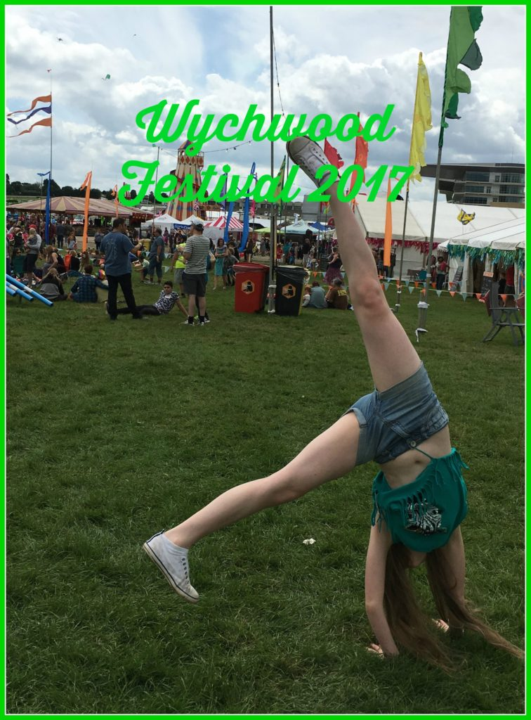 Wychwood Festival 2017, Daughter, Cartwheel