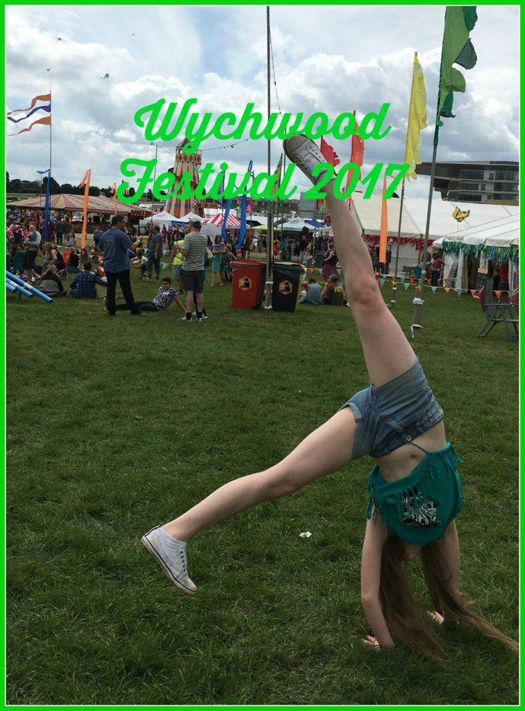 Wychwood Festival 2017, Daughter, Cartwheel