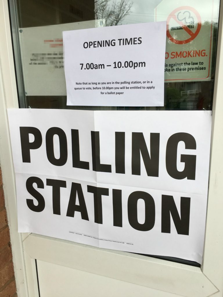 General election, Polling station, Voting, 365
