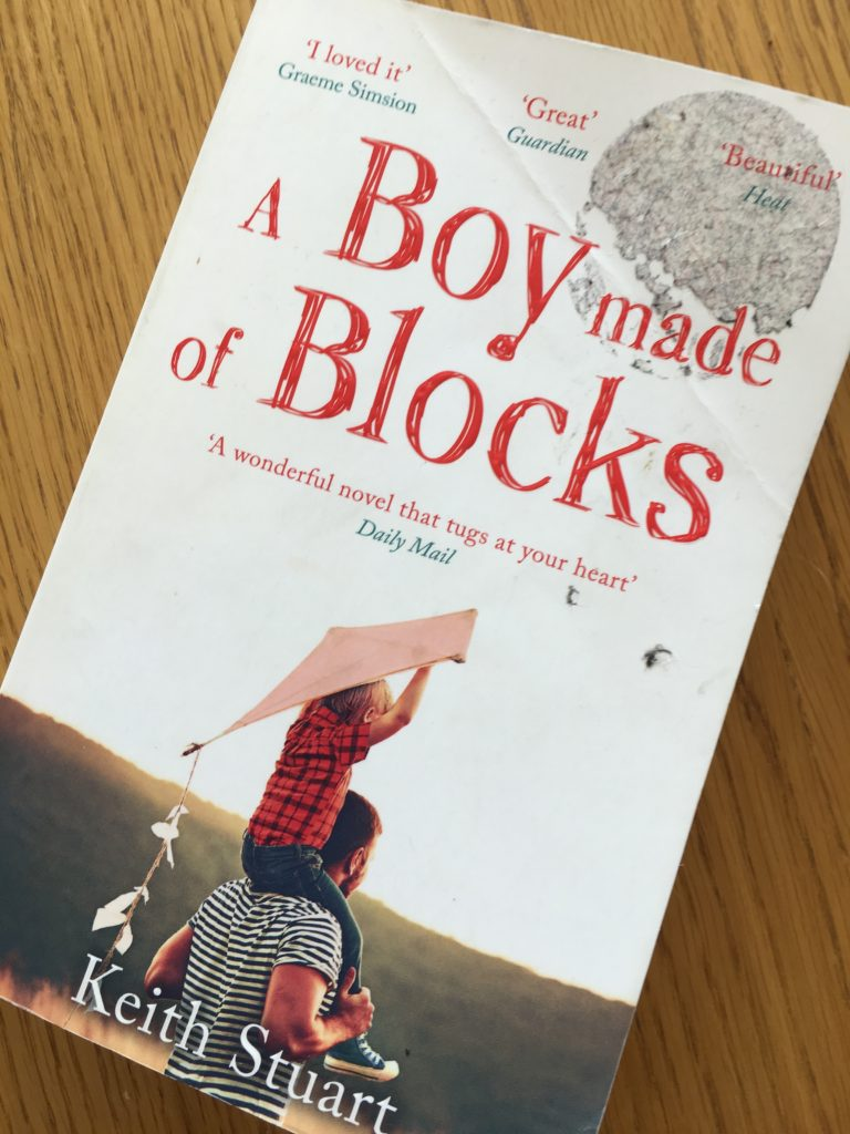 A Boy made of Blocks, Book review, Keith Stuart