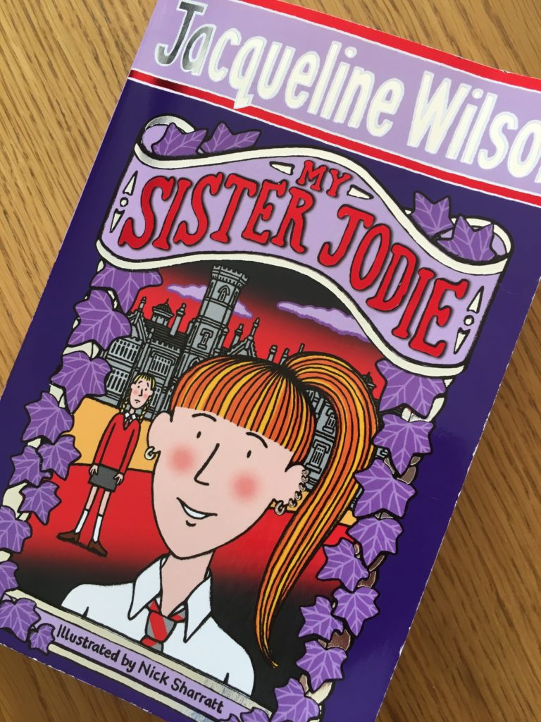 My Sister Jodie, Jacqueline Wilson, Book review