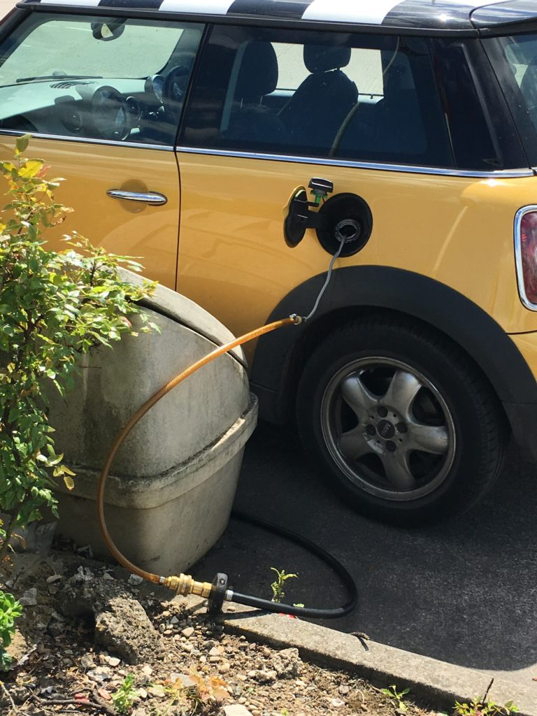The fuel tank and doing too much, Car, Fuel, Diesel, AA