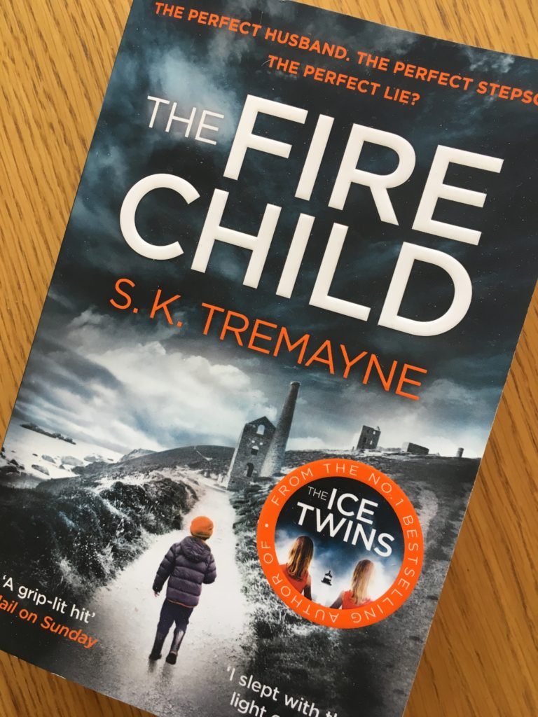 The Fire Child by S K Tremayne, Book review, The Fire Child, S K Tremayne