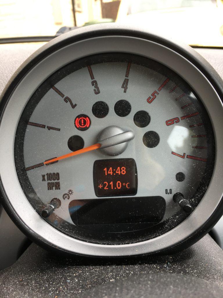 Temperature, Weather, Car, 365