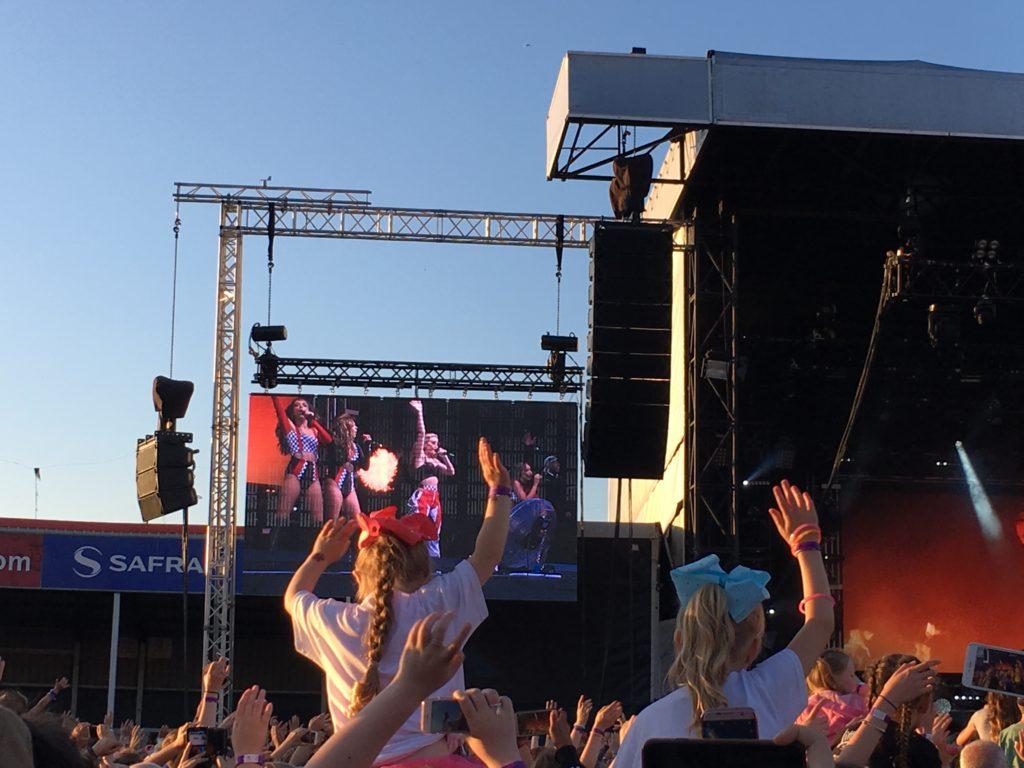 Little Mix, Concert, Gloucester, 365