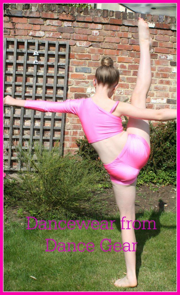 Dancewear from Dance Gear, Daughter, Dance, Dancewear review, Dance Gear review