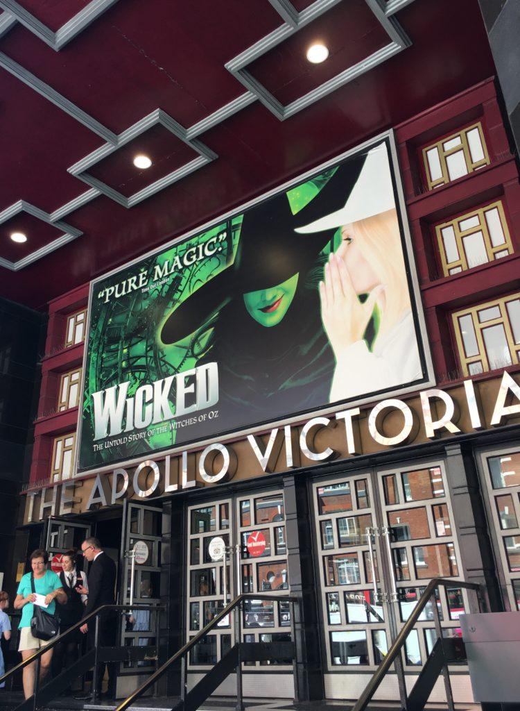 Wicked, Theatre, London, 365