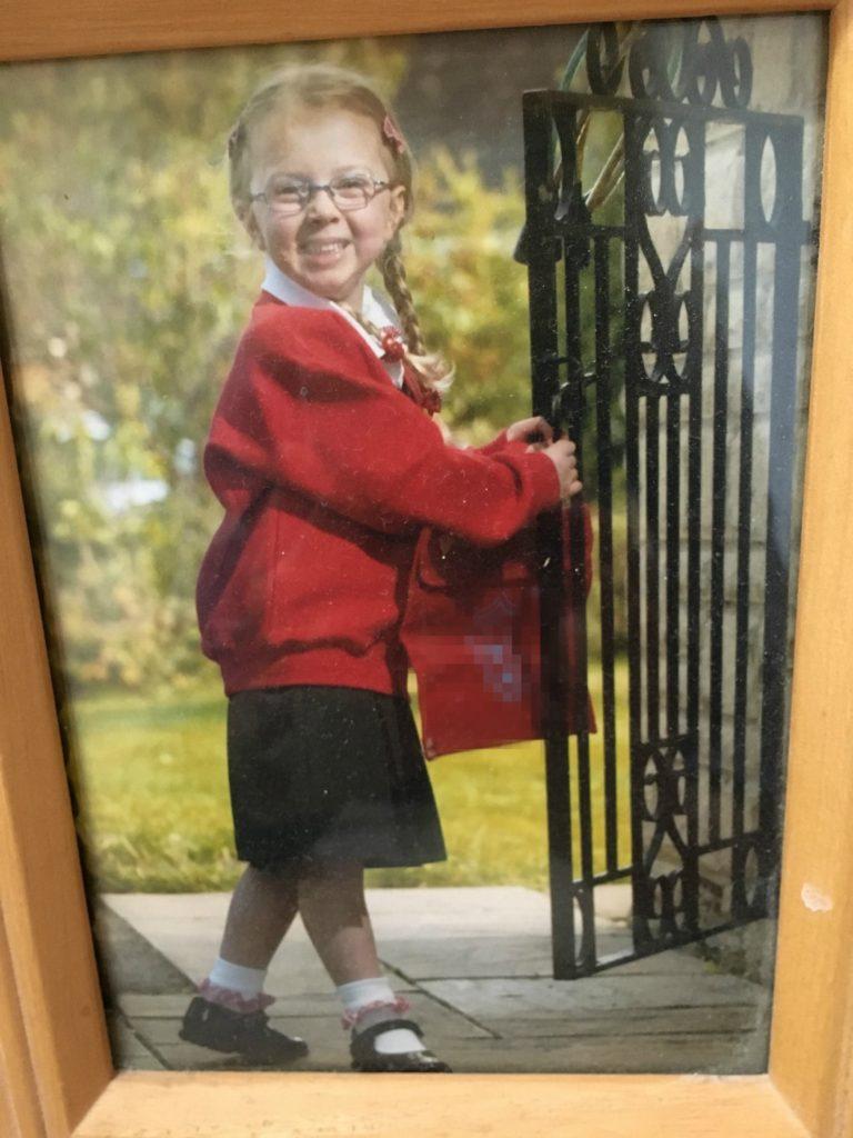Daughter, Starting school, Last day of school, Primary school lasts