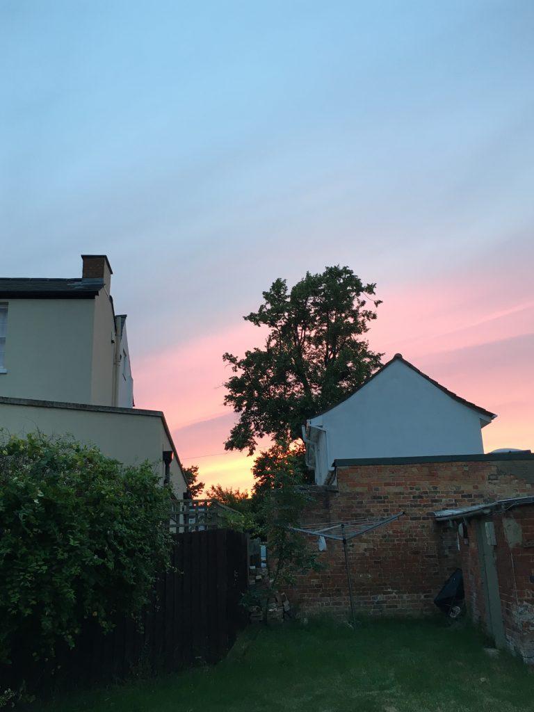 Sunset, Sky, Summer, 365