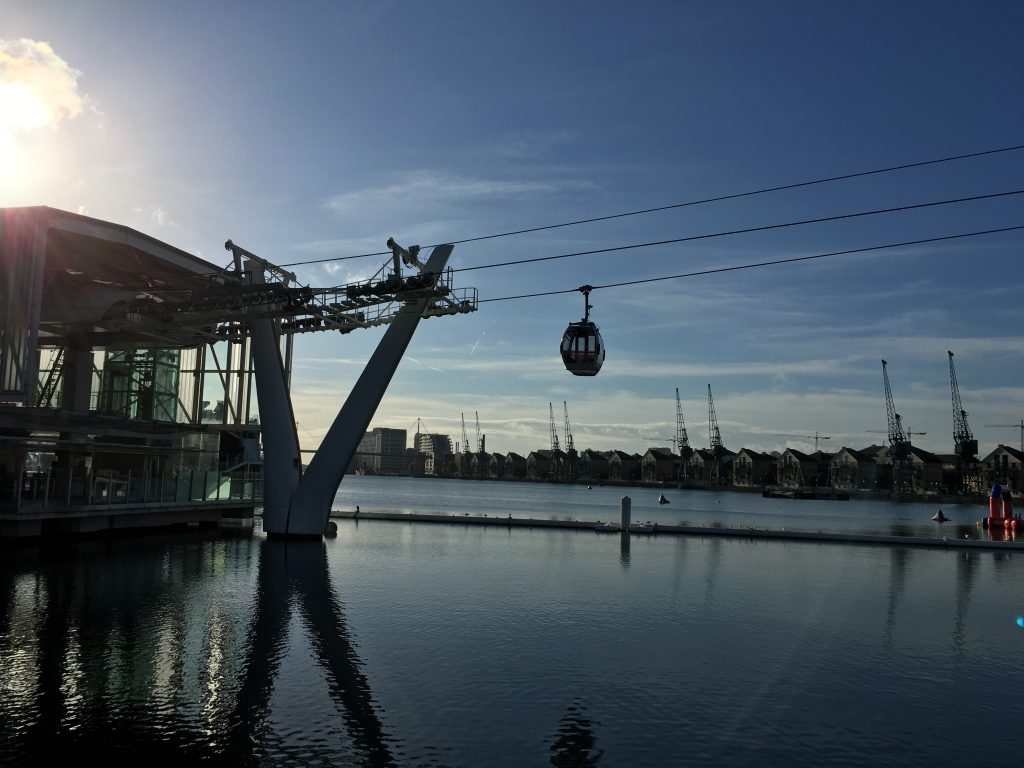 London, River Thames, Emirates Airline, 365