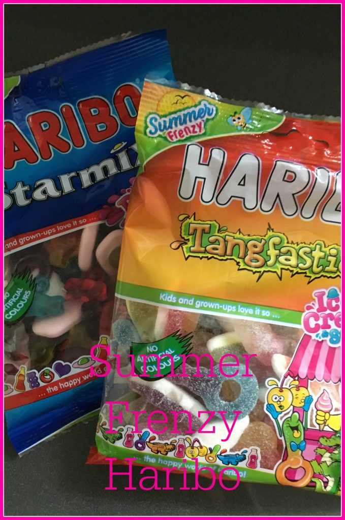 Haribo, Summer Frenzy, Giveaway, Review