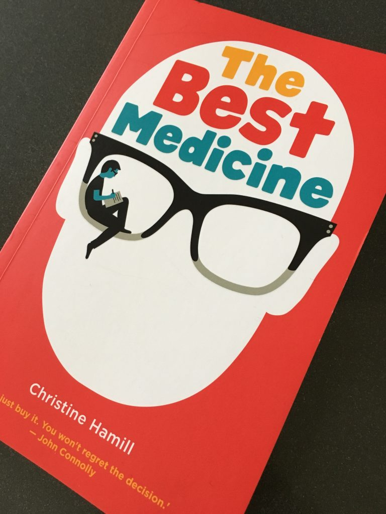 The Best Medicine, The Best Medicine by Christine Hamill, Book review, Brilliant books for teenagers