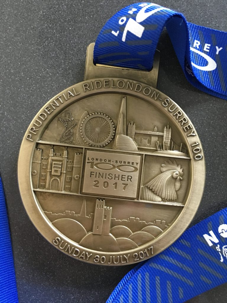 Ride London, Medal, Husband, 365