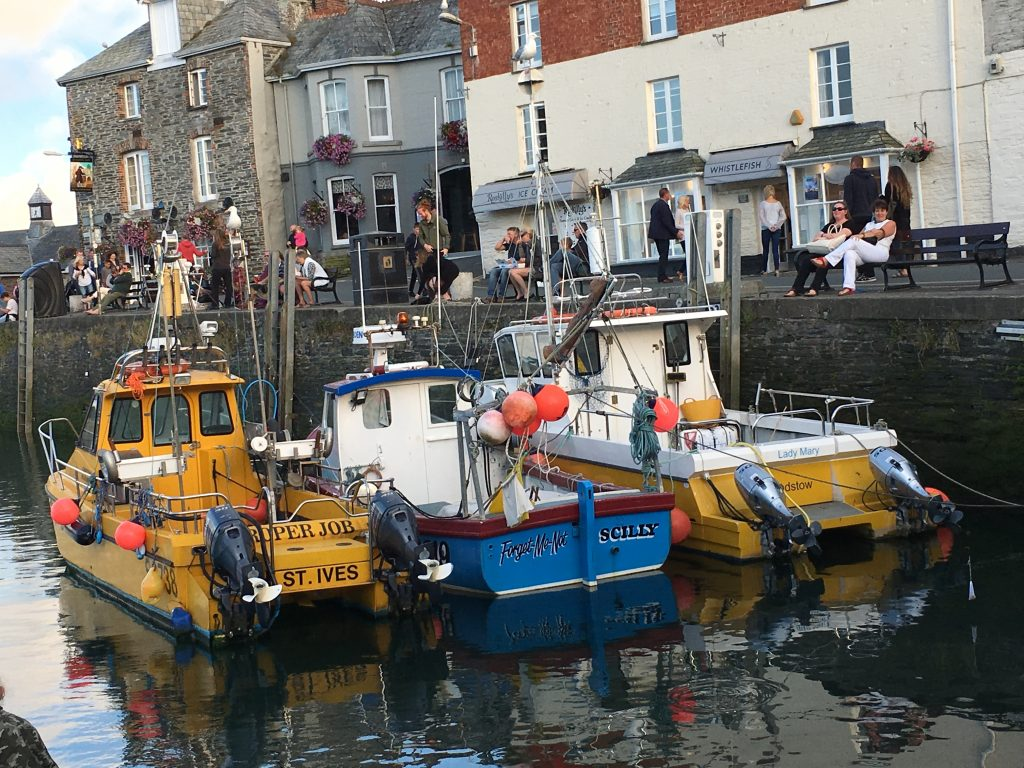 Padstow, Cornwall, Holiday, Boats, Padstow harbour, Padstow home from home