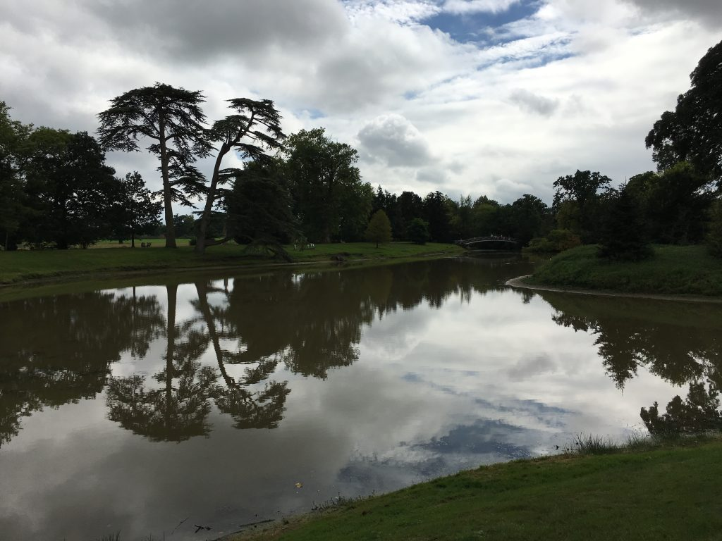 Silent Sunday, My Sunday Photo, Croome, Reflection, Worcestershire