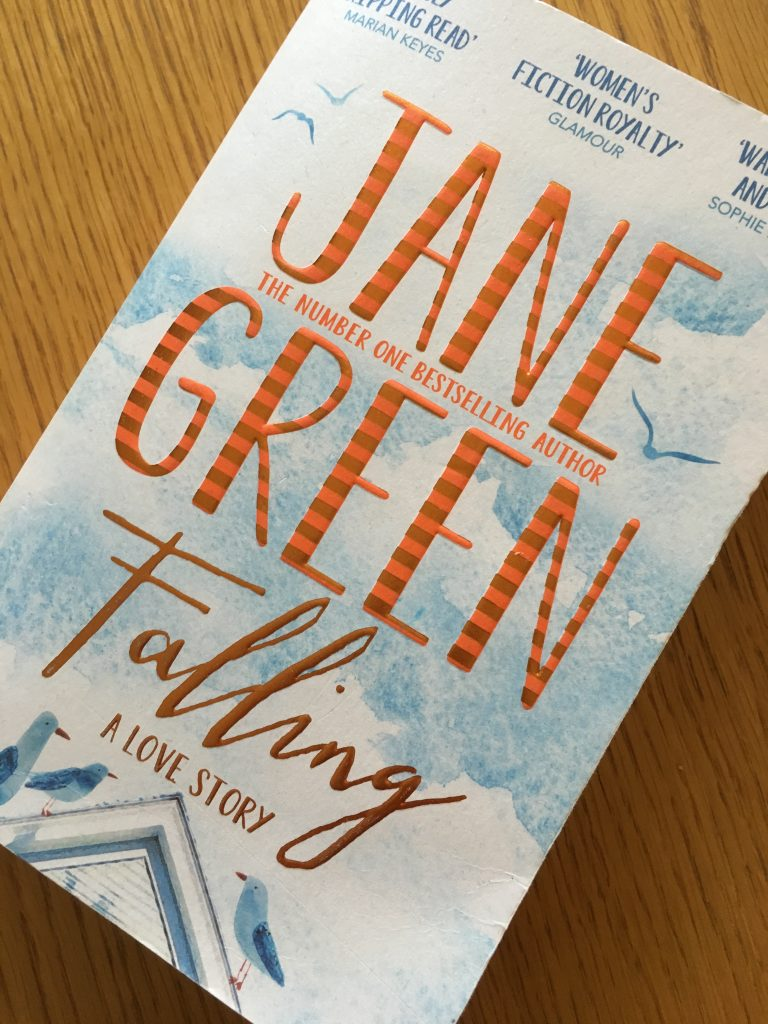Falling, Jane Green, Falling by Jane Green, Book review