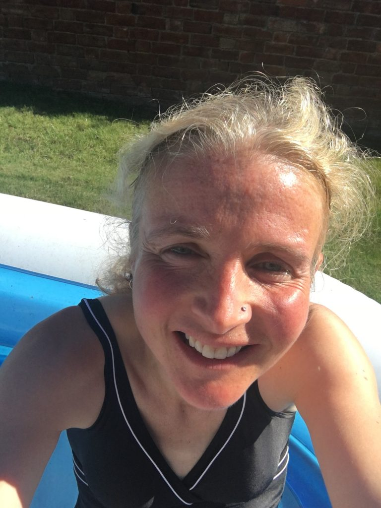 Paddling pool, Running, Recovery, Training, 365