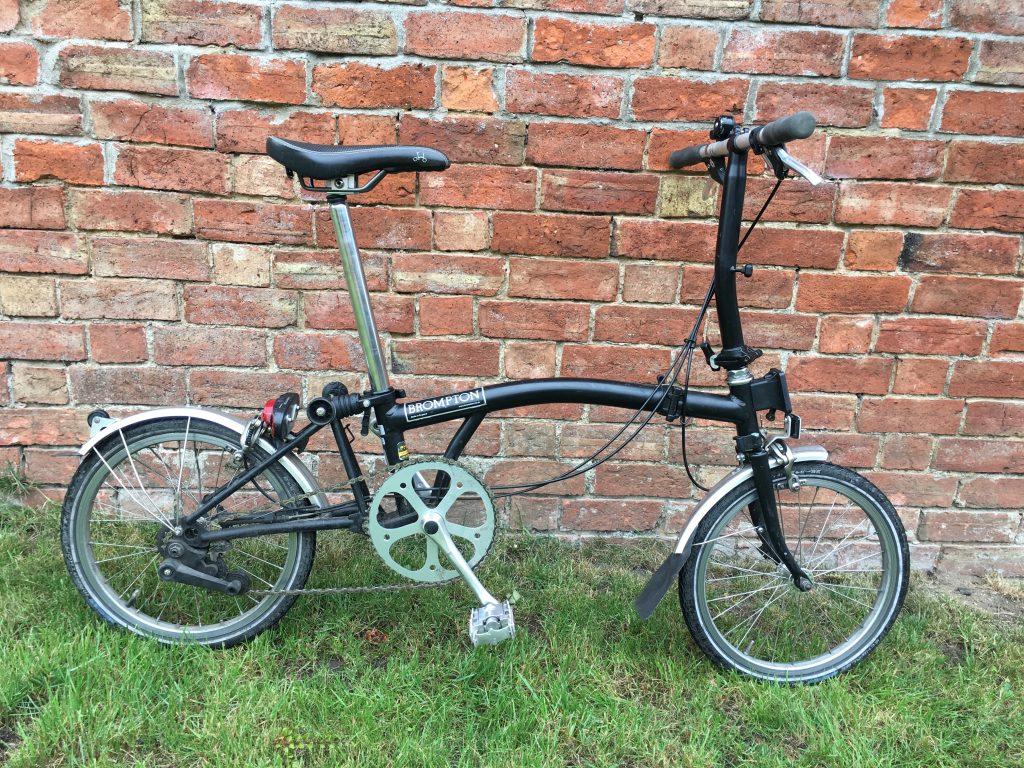 Brompton, Bike, Bike ride, Son, Cycling, The grumpy bike ride, Camel Trail
