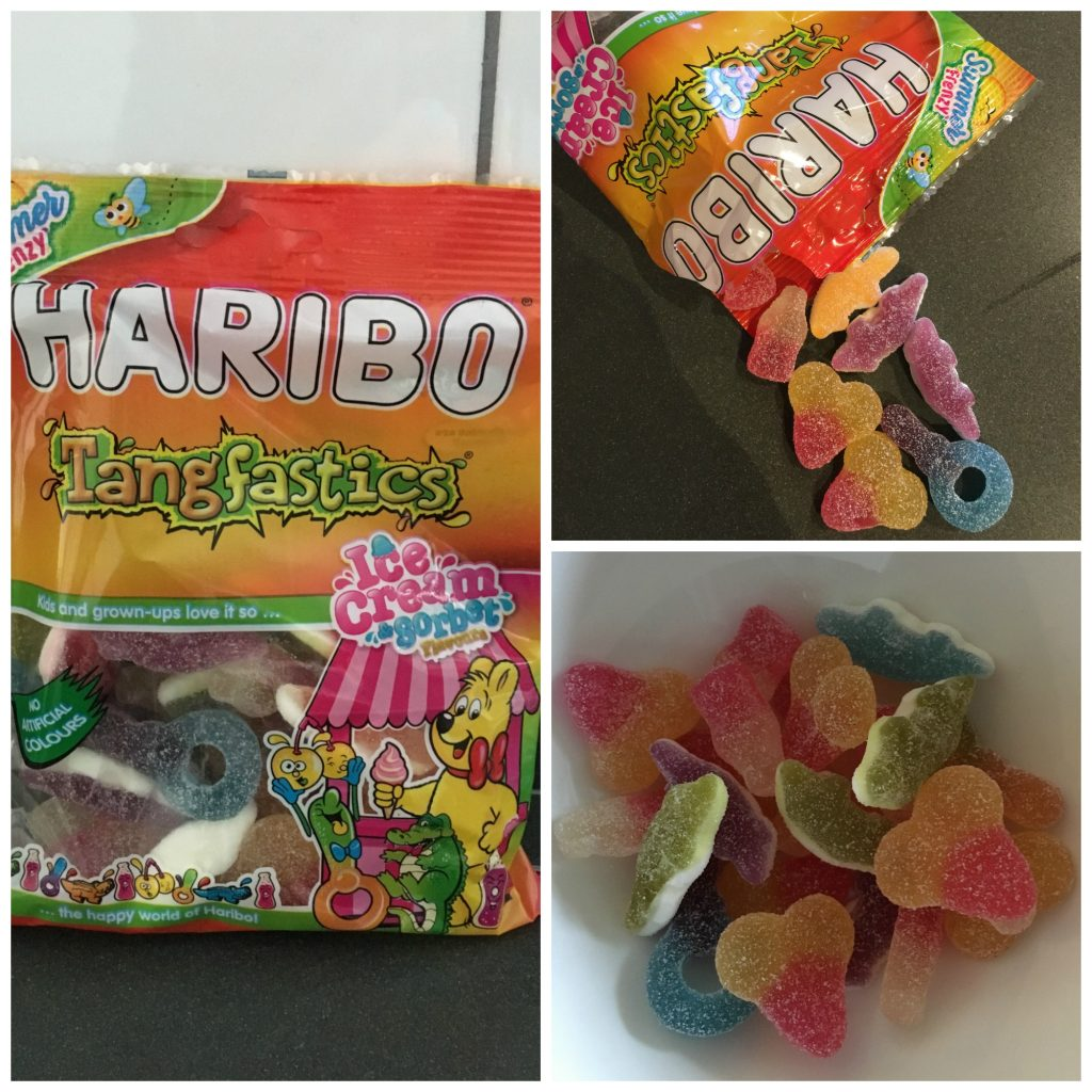 Haribo Tangfastics, Haribo review, Haribo giveaway, Summer Frenzy Haribo