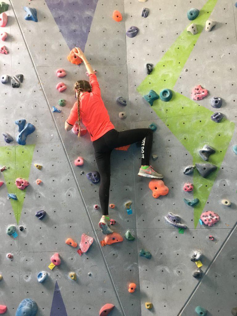 Climbing, Daughter, Summer holidays, 365