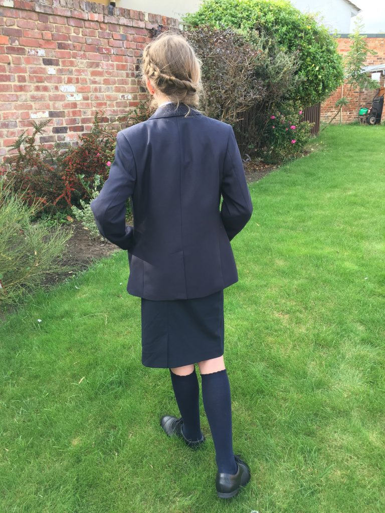 Secondary school, Daughter, Year 7, Silent Sunday, My Sunday Photo
