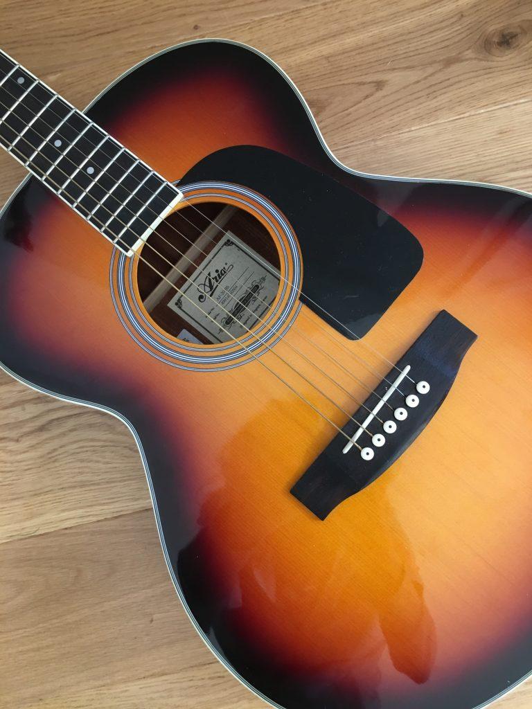 Guitar, son, music lessons, 365