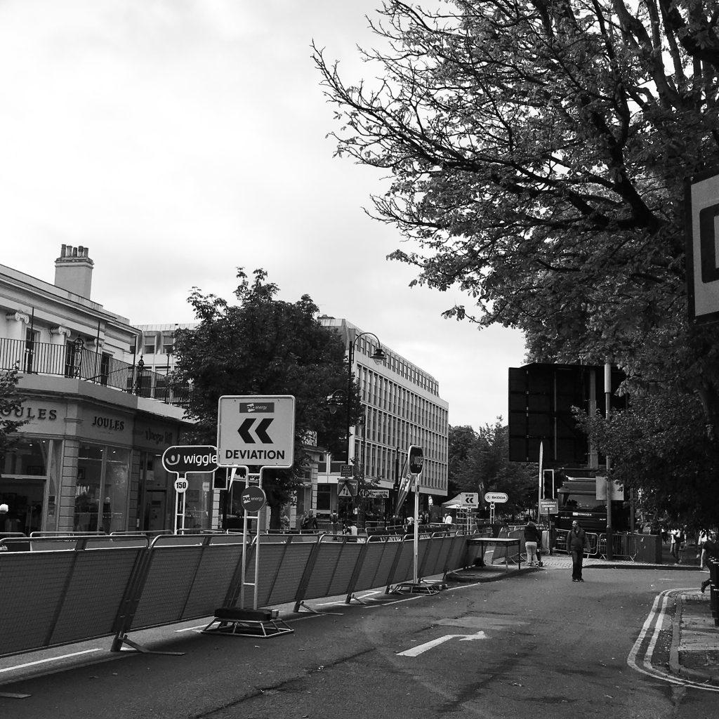 Tour of Britain, Cheltenham, 365