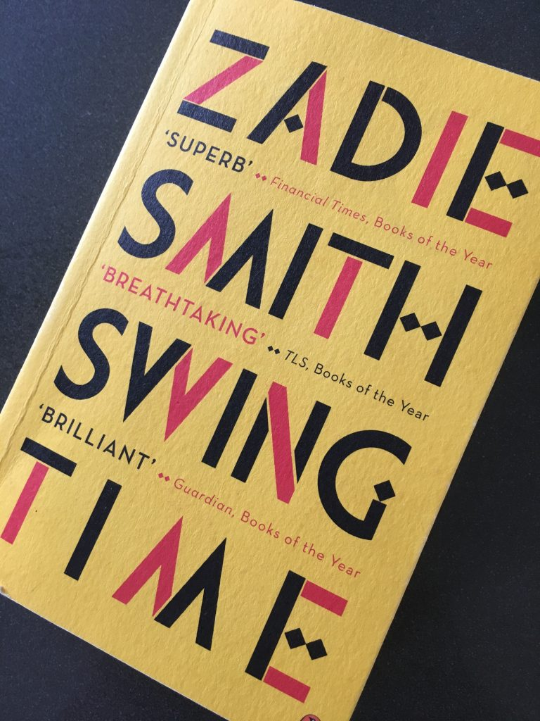 Swing Time, Swing Time by Zadie Smith, Zadie Smith, Book review
