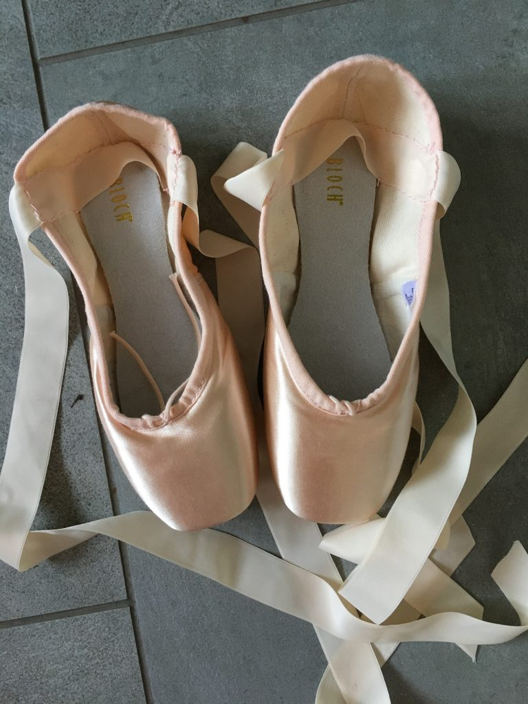 Pointe shoes, Ballet shoes, Daughter, Silent Sunday, My Sunday Photo