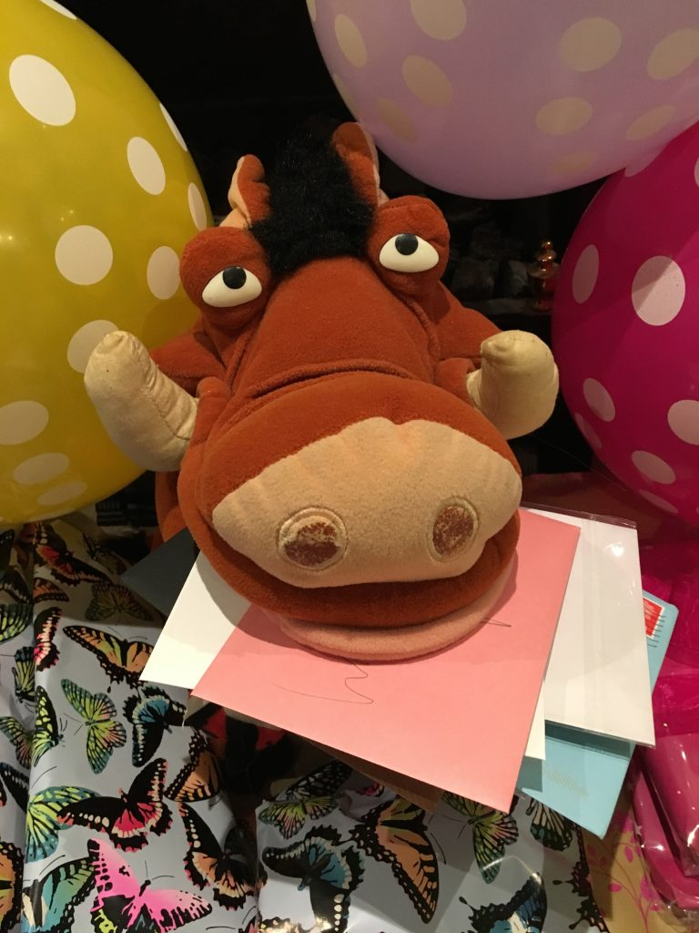 Pumba, Birthday, 365