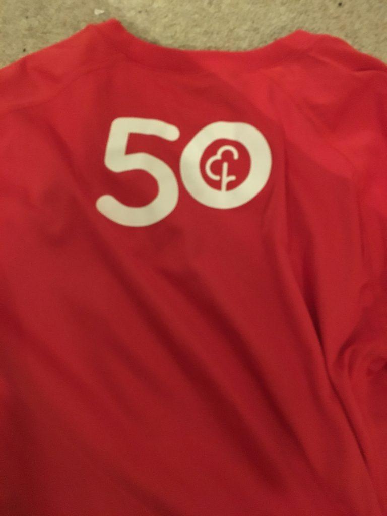 Parkrun, Parkrun milestone, Parkrun 50, Parkrun Tshirt, 365