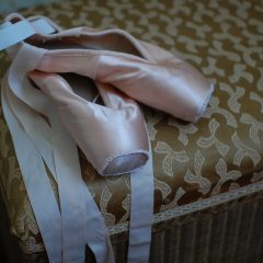 Preparing for first pointe shoes