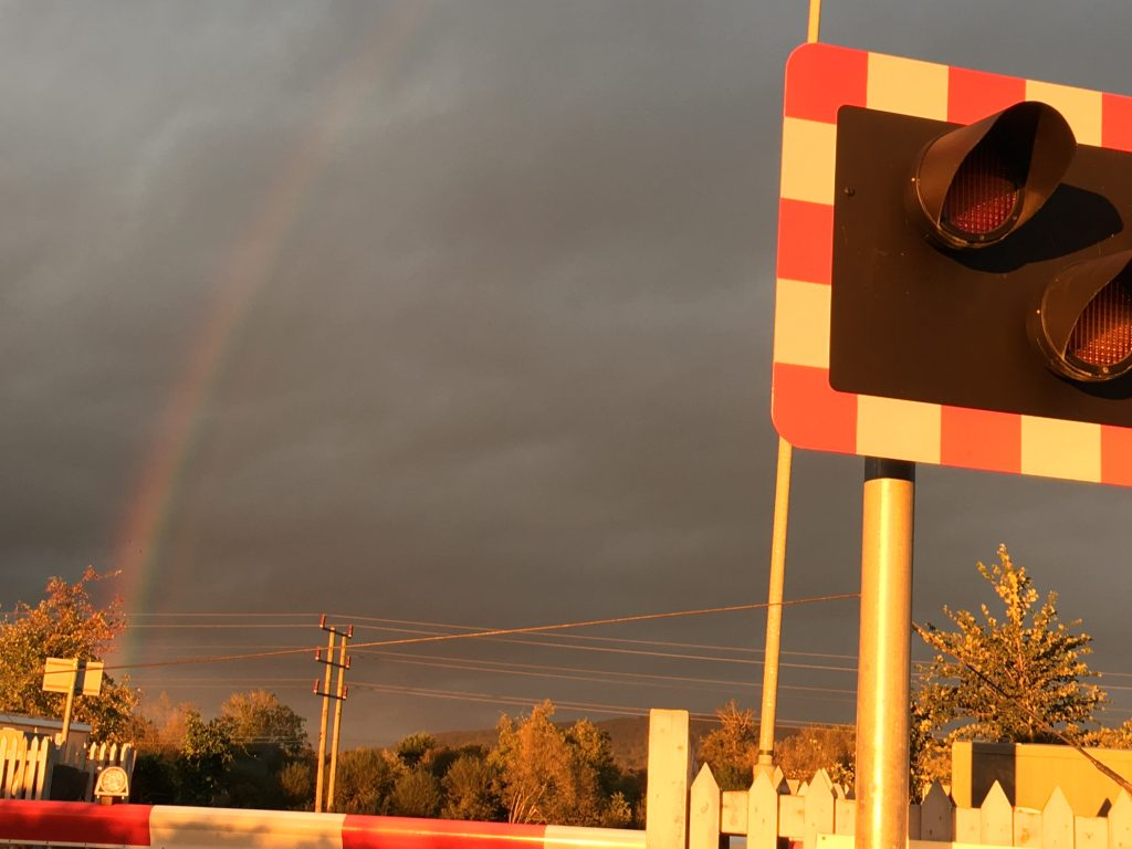 Rainbow, Railway, 365