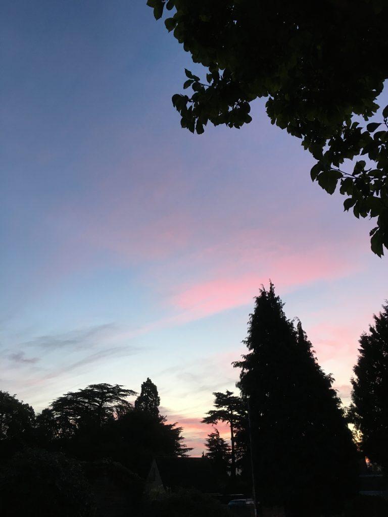 Sunrise, Sky, 365