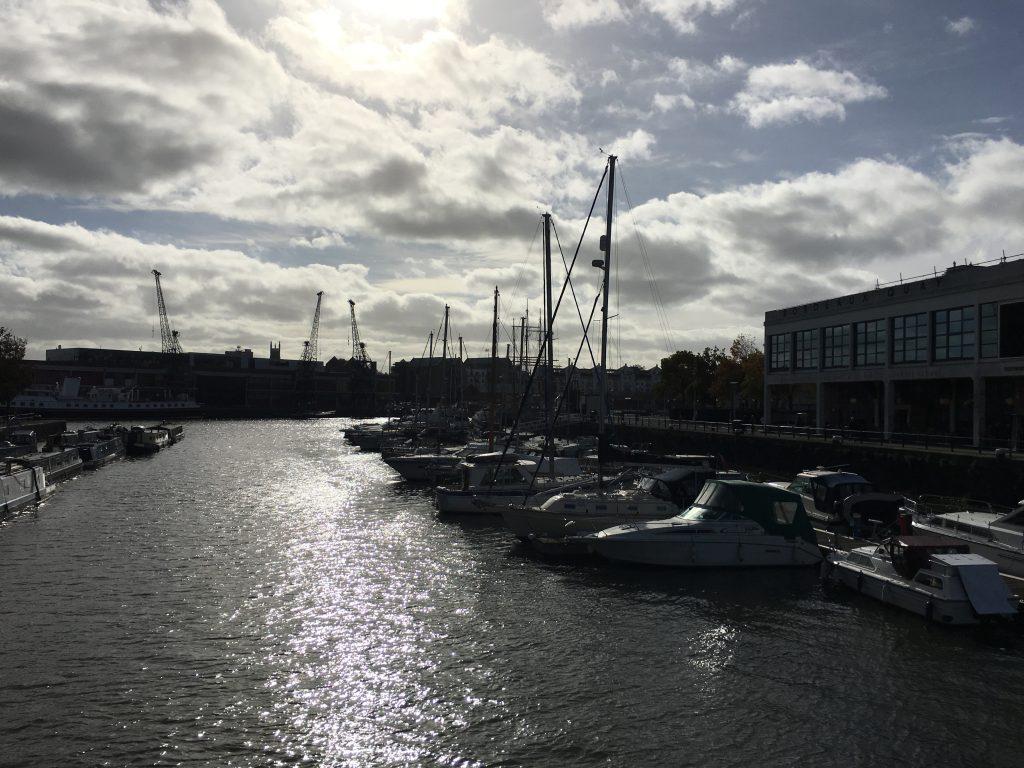 Bristol, Harbour, Water, Boats, A birthday photo walk in Bristol