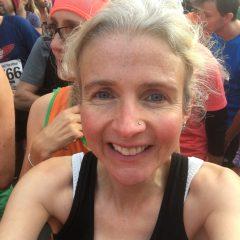 Stroud half marathon – a wobble