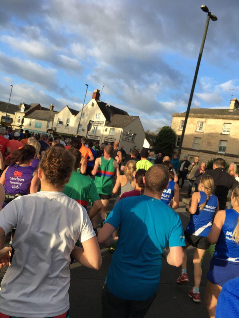 Runners, Half marathon, Stroud half marathon