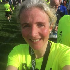 Stroud half marathon – smashed it!