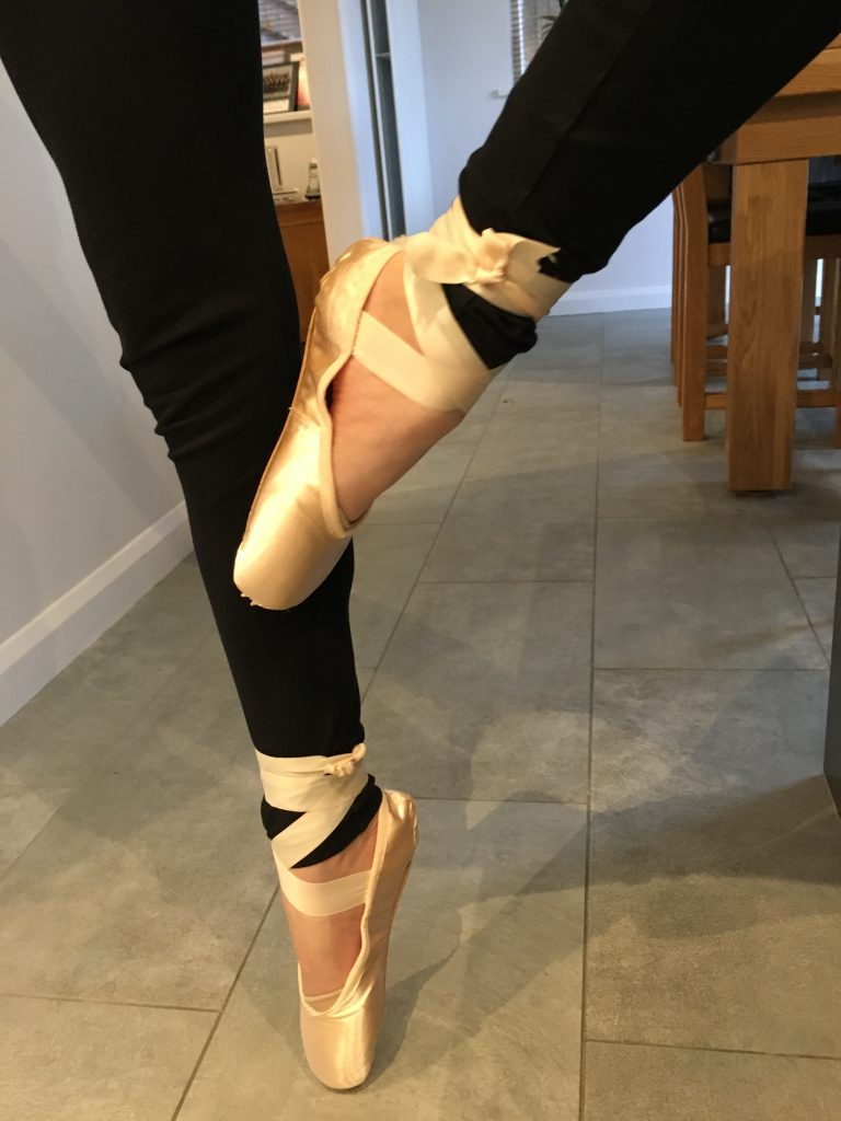 pointe shoes, daughter, ballet, 365