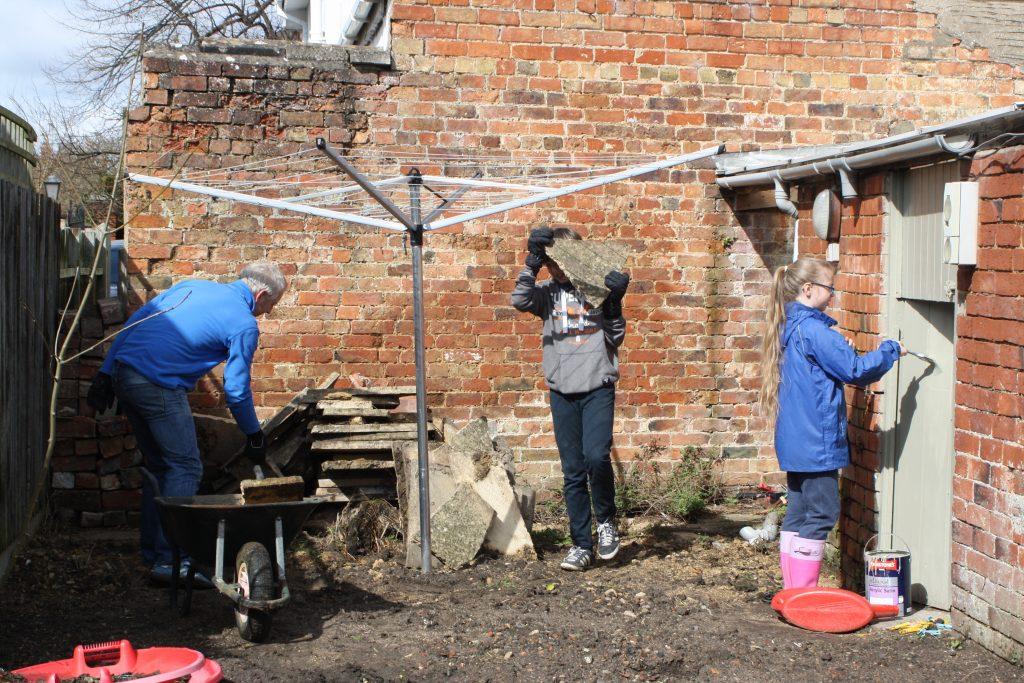 Could I DIY?, DIY, Garden, Family