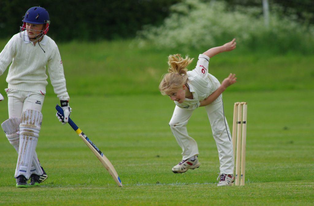 cricket, sport, kids, teenagers
