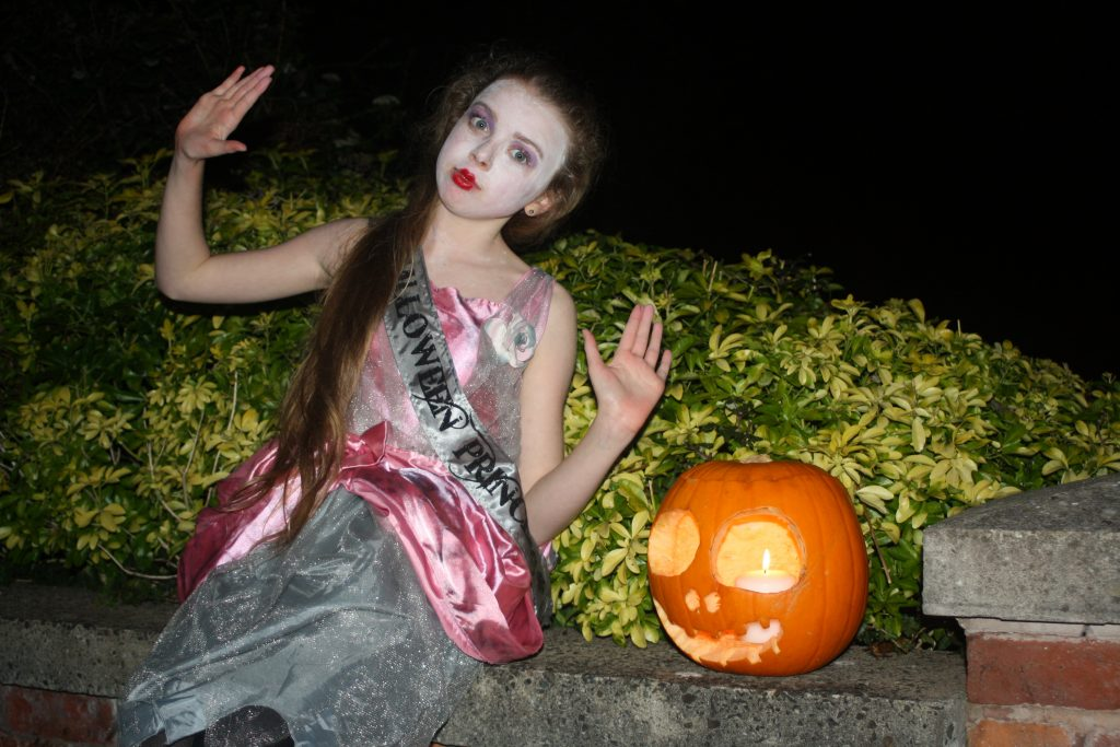 Halloween, Daughter, Silent Sunday, My Sunday Photo