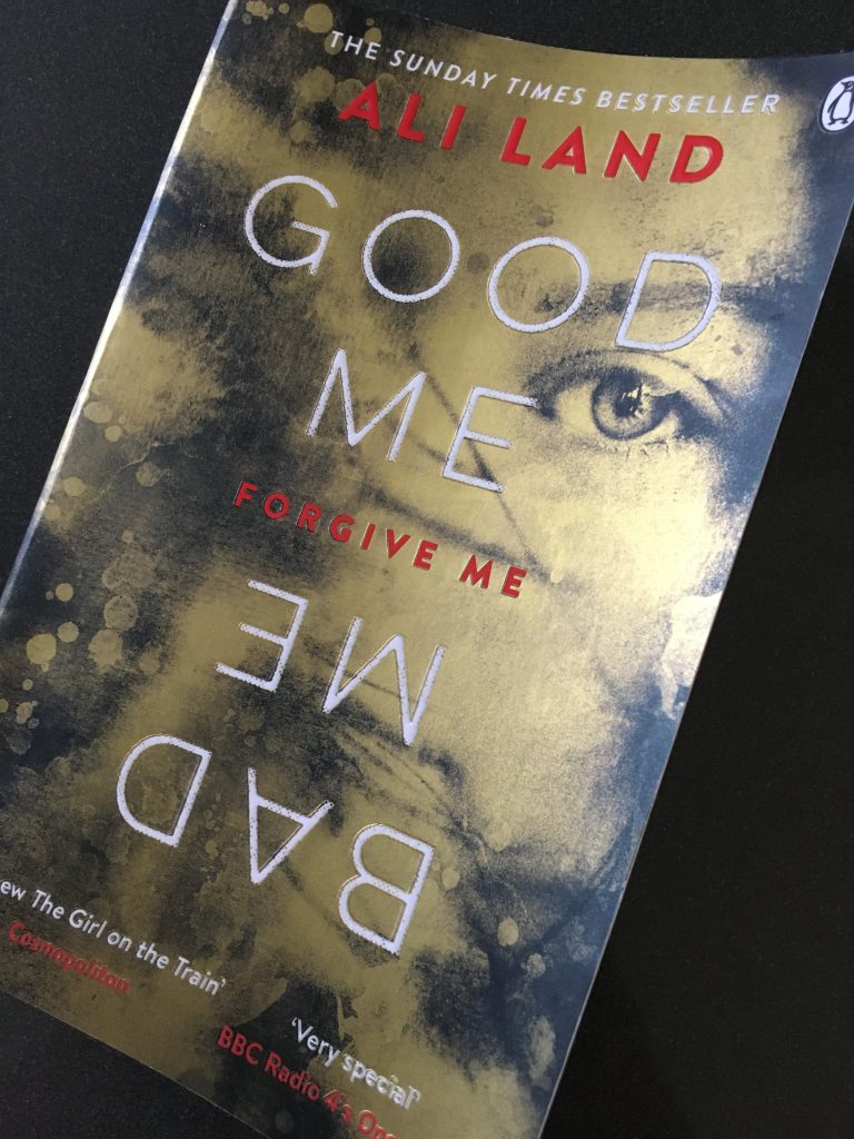Good Me Bad Me, Book review, Good Me Bad review, Good Me Bad Me by Ali Land, Ali Land review