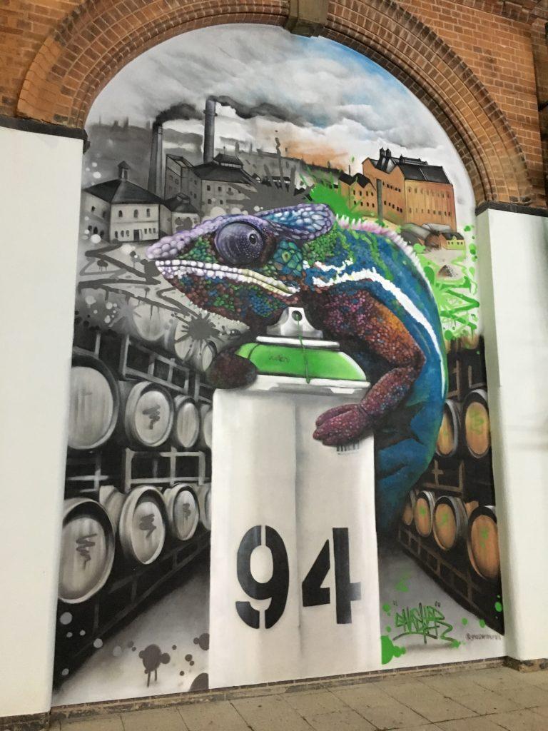 Street art, Cheltenham
