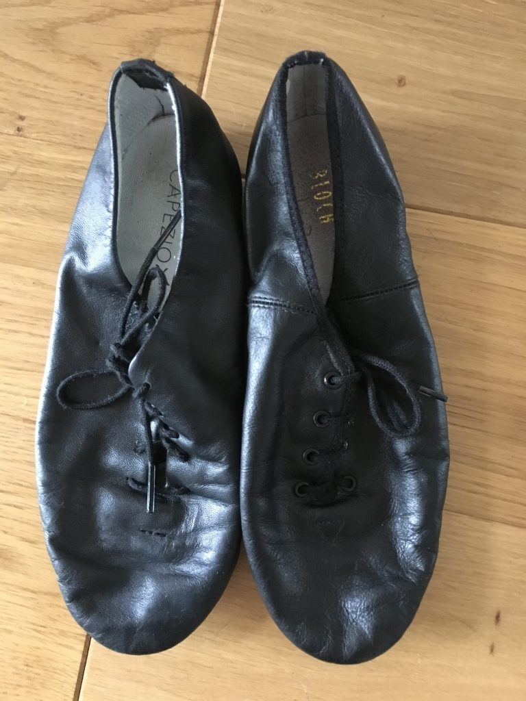 Jazz shoes, Panto, Panto rehearsals, 365