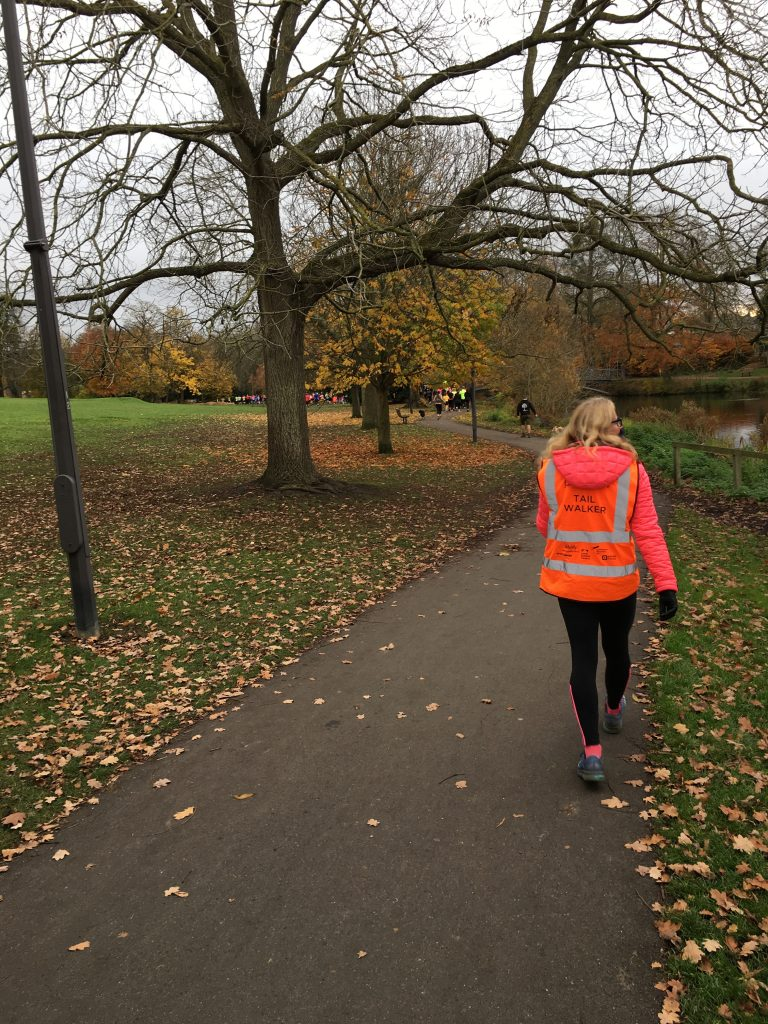 Parkrun, Tail walker, Volunteer, Parkrun volunteer, Silent Sunday, My Sunday Photo